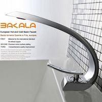 Cheap 2015 modern Bathroom Faucet Basin tap brass Chrome Vessel Basin Mixer Tap Vanity Faucets Brass Tap Sink Faucet Item F6101-1