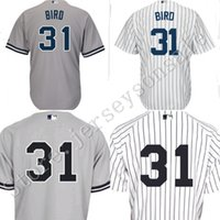authentic boy names - New York NY Baseball Jerseys Greg Bird Jersey Authentic New Style Jersey Embroidery stitched Name Number size S XL