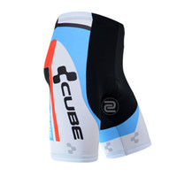 Wholesale Hot sale CUBE clothing cycling shorts mountain biker clothes men sportswear ropa ciclismo cycling Trouser riding pants accept customize