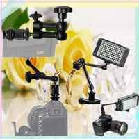 Wholesale 7 Inch Magic Arm for DSLR Rig Camera to Monitor LED Lamp for dolly car Desktop