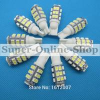 Wholesale T10 W5W White V SMD Car High Power SMD LED Wedge Light Bulb Lamp