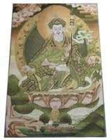 art supplies india - Tibet Tibetan Buddhist supplies embroidery exquisite embroidery Thangka