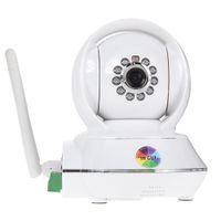 Wholesale 720P Night View IR Cut WIFI PTZ IP Camera PnP Wireless Security Camera
