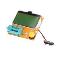 Wholesale High Quality Multi functional LCD Display Transistor Tester Convenient Operate PCB Capacitance Meter with Backlight