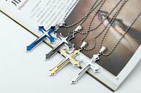 Cheap Beaded Necklaces necklace cat Best Unisex Zinc Alloy chain tassel necklace