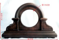 Wholesale Old rosewood antique clock set consisting essentially of four