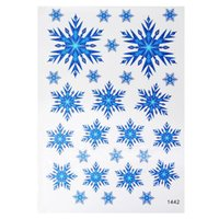 best wall murals - New Arrival Best Price Snow Snowflake Xmas Window Wall Sticker Home Christmas Mural Art Decor Home Decorative Top Quality