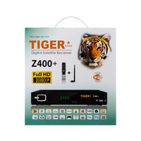 digital satellite receiver hd - Original HD Digital Satellite Receiver Arabic IPTV box Tiger Z400 Plus