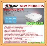 Wholesale DAHUA Beneficio NVR ch ch ch Smart U NVR with P2P Function DAHUA Mini NVR Latest Models NVR4116