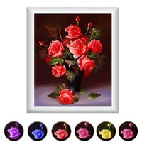 bamboo dragonfly - Diy Diamond Embroidery D Painting Rhinestones Rose Flower Cross Stitch Kits Embroidery With Diamonds Diamond Mosaic Picture