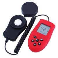 Wholesale High Accurate Environmental Testing Equipment Handheld Type Lux Digital Light Meter Tester Photometer Luxmeter