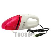 Wholesale 12v DC W Car cleaner portable Handheld Vacuum High Power auto Clean mini accessories dry wet amphibious