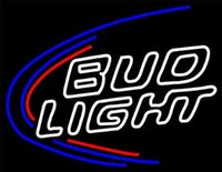 Wholesale Revolutionary Neon Christmas gift New Year Super Bright Bud Light Neon Sign Beer sign Neon Lamp quot x15 quot