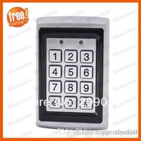 Wholesale Metal Proximity RFID Door Controller Waterproof Password Keypad Access Control System A5