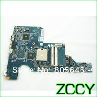 Wholesale for HP CQ62 G62 G72 AMD Laptop motherboard Fully tested and days warranty