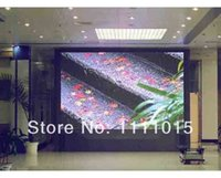 Wholesale P7 P10 P4 indoor smd rgb led video module p3 p4 indoor full color SMD display led advertising module