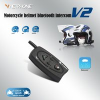 Wholesale Protective Gears Helmets M Talking Range riders Motorcyclists amp skiers Wireless Helmet Headset Earphone Bluetooth Intercom Interphone