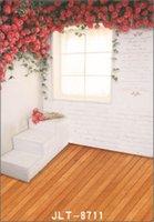 Wholesale 5x7ft Pictorial Cloth Photography Backdrops Prop Children Studio Background RTC