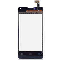 Wholesale White Black Repair Replacement LCD Touch Screen Glass Digitizer fit for Huawei Y300 Touch