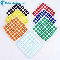 b cubed - Z Stickers colors for MoYu AoFu x7 cube standard SSW B half bright HSW B full bright FSW B and Z bright ZSW B