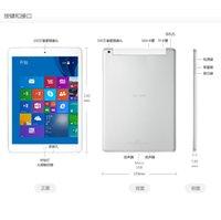 Wholesale 9 quot ONDA V919 G AIR DUAL BOOT Win8 Android G Phonen call Tablet PC Intel Z3736F Quad Core GB GB GB