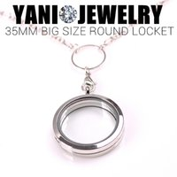 plastic magnetic - 2015 NEWEST Colors Silver Plated MM Floating Locket Pendant Necklace Magnetic Living Glass Floating Charm Locket With Chains