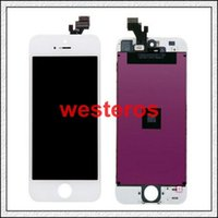 assembly line - AAA Quality iPhone g iPhone s iPhone c LCD Screens Front Display Digitizer Glass Screen Assembly Free DHL NO dots lines pixels