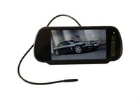 Cheap New 7'' Car Rear View TFT-LCD Monitor with MP5 Player Read USB SD MP4