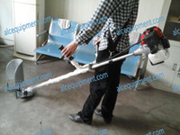 Wholesale Mini gasoline rice and wheat harvester soybean paddy harvester