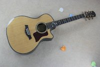 acoustic guitar string brands - Custom New brand acoustic guitar Acoustic Electric Guitar