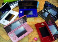 3ds games - Used refurbished video game for DS USA version under firmware protable game console