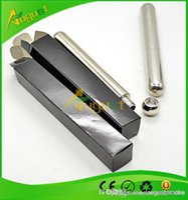 Wholesale cigar accessory bong cigar tube and the falsk win pot accessory click n vape smoking metal pipe cigarette