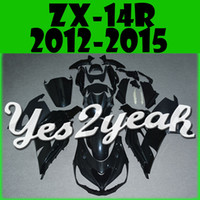 Wholesale In Stock Yes2yeah Injection Mold Unpainted Unpolished Fairings For Kawasaki ZX R ZX14R ZX R K43Y00