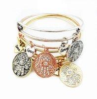 alex dresses - Alex and anI infinity bracelets for women European and American women alloy plating bracelets fashion jewelry gril dress FJ01