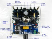 tube amplifier - 12AU7 Tube Headphone Amplifier Board with adapter DC24V Input Sensitivity mV amplifier board amplifier mp3