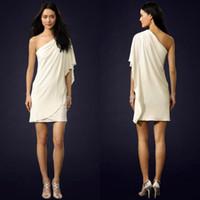 Short grecian style dress