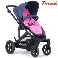 Wholesale Light stroller pouch baby pushchair superacids child cart shock absorbers e88