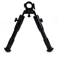 metal bracket - Multi purpose Metal Rail Mount Bipod hunting stand Bracket For Hunting Camera BP18