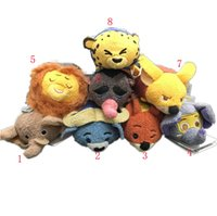 best designing games - 100pcs new arrive designs Zootopia Plush doll Stuffed Toy children game Best cm FOR Kids gift D574