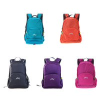 Wholesale Unisex Backpack Water Resistant Backpack Outdoor Traveling Climbing Hiking Bicycle Cycle Bag Lightweight Folding Rucksack