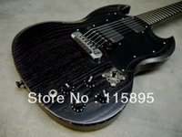 Cheap New Arrival 2002 SG VooDoo Electric Guitar EMG Pickups