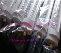 Wholesale Best quality good price foot led bulb tube lamp FA8 W foot pieces by DHL