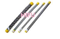 Wholesale 10MM X7 galvanised steel wire rope