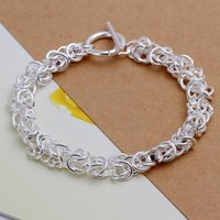 african american items - Factory Price Promotions New Fashion Jewelry Silver Charm Bracelets For Men High Quality Item Bracelets Wholesalers CH033