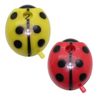 Wholesale Clearance Sale Mini Cute Beetles Golf Scoring Golfer Score Keeper Counter Environmental Golf Score Counter with Back Clip