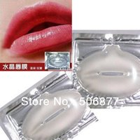 age mask - Beauty Women Skin Crystal Collagen Lip Mask Care Pads Moisture Essence Anti Ageing Wrinkle Patch Pad Gel