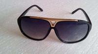 al por mayor nuevas gafas de moda-Los vidrios de Sun de la marca de fábrica de la alta calidad forman los vidrios Eyewear del diseñador de las gafas de sol de la evidencia de la manera para los vidrios de Sun de las mujeres para hombre de los nuevos vidrios