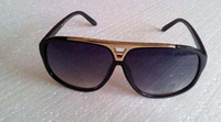 achat en gros de femmes de lunettes de mode-Lunettes de soleil de marque de qualité pour hommes Lunettes de vue de la preuve de mode Lunettes de vue Lunettes de vue pour hommes Lunettes de soleil pour femmes Lunettes de soleil 4 couleurs