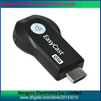 Wholesale Best Smart TV Stick Easycast Dongle DLNA Airplay Mirrorop For IOS Android OS Windows better than android tv