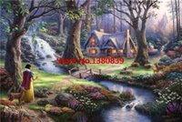 Cheap Quadros Frameless Painting Modern free Shipping 2015 New Arrival Print Oil On Canvas Hot Sale Wall Art Picture Fantasy Thomas-10